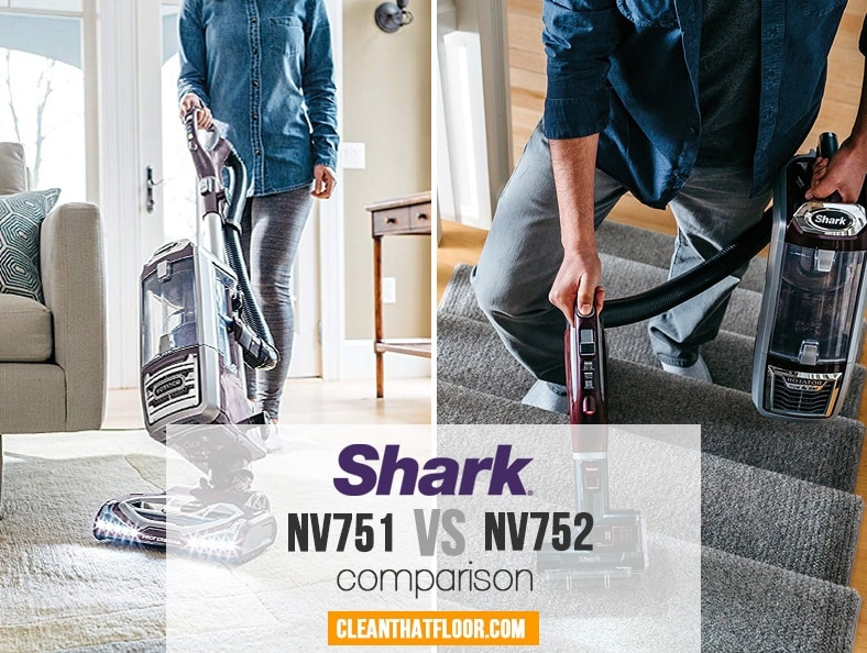 Shark Nv1 Vs Nv752 Vacuum Comparison Which One Is Right